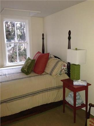 Woods Hole, Falmouth Woods Hole vacation rental - The only back facing bedroom- still light and bright