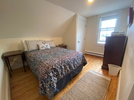 Woods Hole, Close to town and beach Cape Cod vacation rental - Bedroom overlooks water