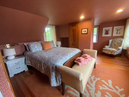 Woods Hole, Close to town and beach Cape Cod vacation rental - Principal bedroom
