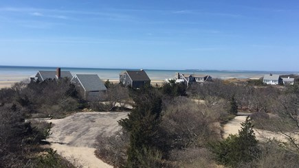 Eastham Cape Cod vacation rental - View from roof deck