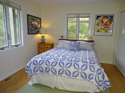 Eastham Cape Cod vacation rental - Upstairs queen bedroom
