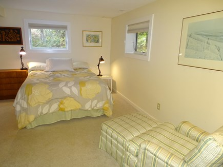 Eastham Cape Cod vacation rental - Lower bedroom with queen bed