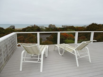 Eastham Cape Cod vacation rental - Spectacular place to sit and relax, roof top deck with water view