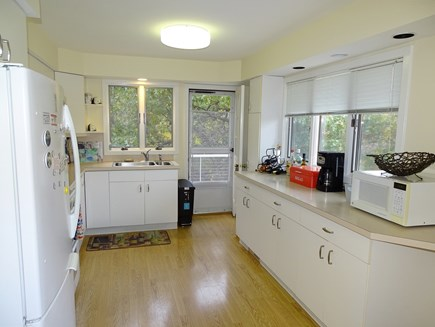 Eastham Cape Cod vacation rental - Sunny kitchen area
