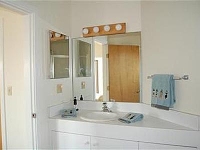 Eastham Cape Cod vacation rental - Master bedroom's full bath
