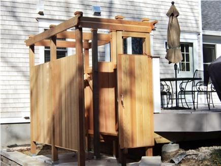 Orleans Cape Cod vacation rental - Relax after a day at the beach with a refreshing outdoor shower