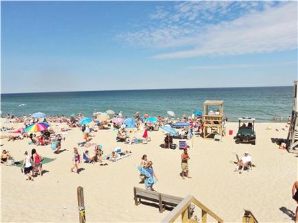 Orleans Cape Cod vacation rental - Nauset beach