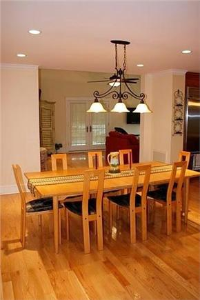 Orleans Cape Cod vacation rental - Spacious dining area for all your guests