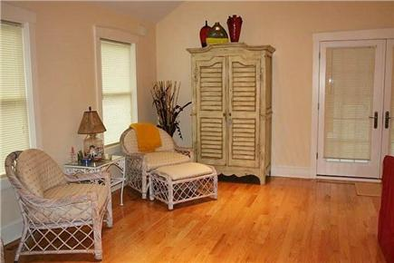 Orleans Cape Cod vacation rental - Relaxing area to read a good book