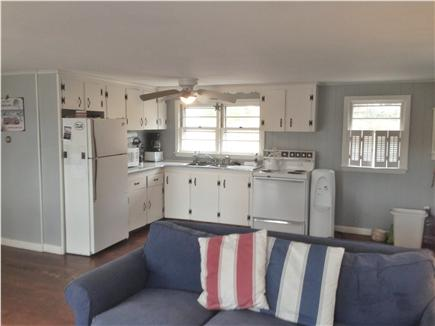 Falmouth Cape Cod vacation rental - Kitchen with all the amenities.