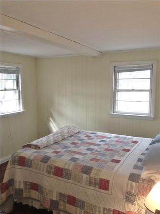 Falmouth Cape Cod vacation rental - Queen Bed with views of the lake.