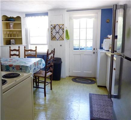 West Harwich Cape Cod vacation rental - Bright eat-in kitchen - front view