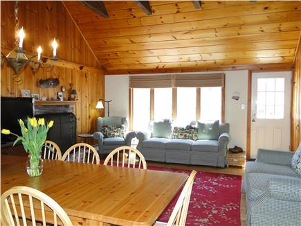 Eastham Cape Cod vacation rental - Lovely woodwork, ceiling fans throughout house