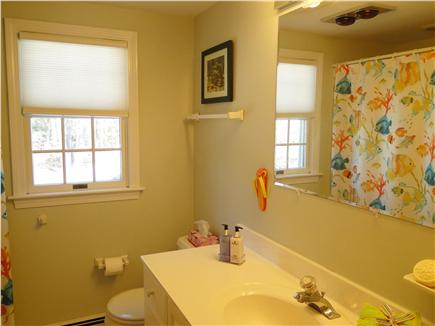 Eastham Cape Cod vacation rental - First floor full bathroom
