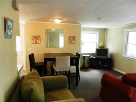 Wellfleet Cape Cod vacation rental - Living
