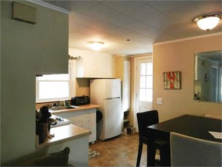 Wellfleet Cape Cod vacation rental - Living / dining