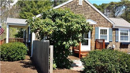 Eastham Cape Cod vacation rental - Lazy days- ready for a back yard Barbeque