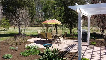 Eastham Cape Cod vacation rental - Patio - with gas grille
