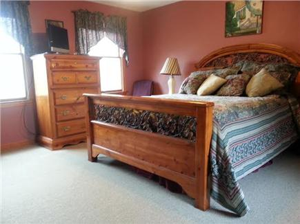 Chatham Cape Cod vacation rental - Master Bedroom, 2nd Floor