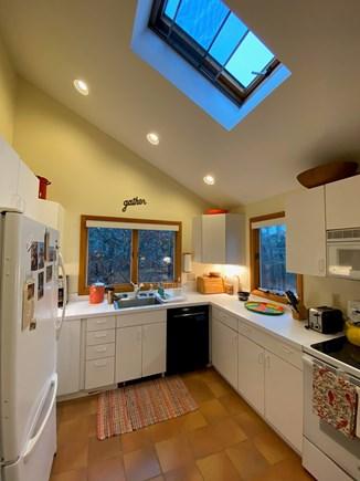 Wellfleet Cape Cod vacation rental - Fully stocked kitchen on main floor