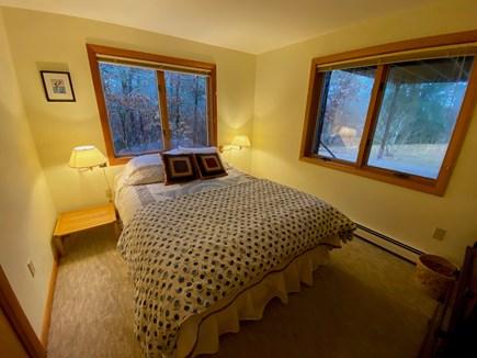 Wellfleet Cape Cod vacation rental - Lower level bedroom #5, queen bed