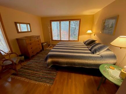 Wellfleet Cape Cod vacation rental - Main floor bedroom #2, king bed