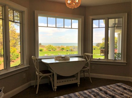Harwich Port Cape Cod vacation rental - Guesthouse living room with ocean views