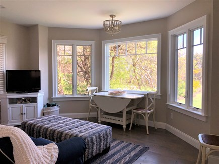 Harwich Port Cape Cod vacation rental - Guest house living room