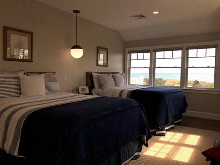 Harwich Port Cape Cod vacation rental - Guest bedroom with 2 queen beds