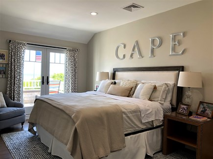 Harwich Port Cape Cod vacation rental - Guest bedroom with queen bed