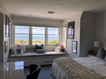 Harwich Port Cape Cod vacation rental - Guest bedroom with queen bed and en suite bath