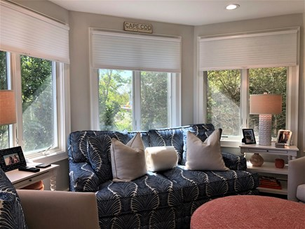 Harwich Port Cape Cod vacation rental - Inviting Sitting room off kitchen