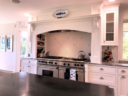 Harwich Port Cape Cod vacation rental - Gas stove