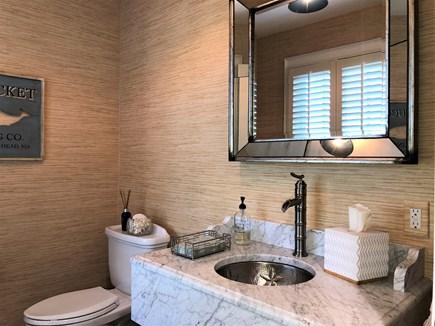 Harwich Port Cape Cod vacation rental - First floor half bath