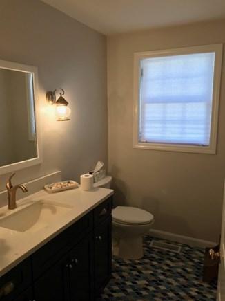 Dennis Cape Cod vacation rental - 1st floor bath, shower