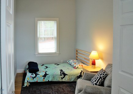 East Falmouth Cape Cod vacation rental - The third bedroom for one person.