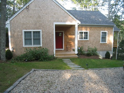 East Falmouth Cape Cod vacation rental - House front.