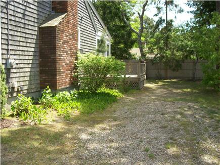 South Yarmouth Cape Cod vacation rental - Sunny Deck