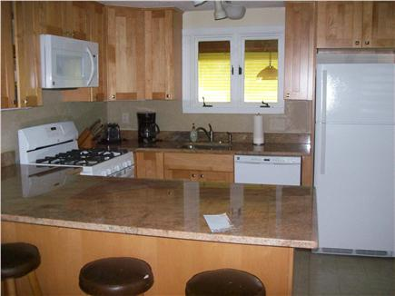 South Yarmouth Cape Cod vacation rental - Kitchen with Granite Counters / Dishwasher