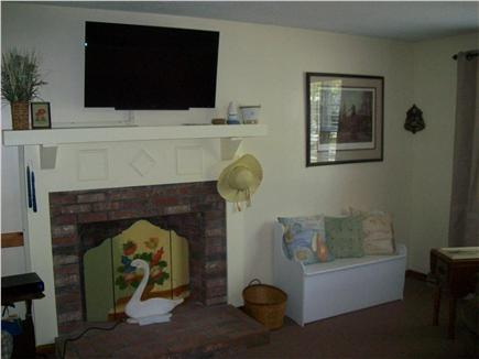 South Yarmouth Cape Cod vacation rental - Living Room Cable TV