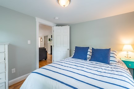 West Yarmouth Cape Cod vacation rental - Bedroom #2 with Queen Size Bed