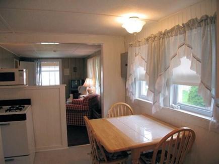 Dennisport Cape Cod vacation rental - Kitchen eating area