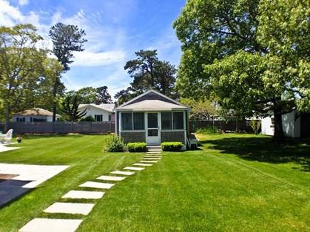 Dennisport Cape Cod vacation rental - Nicely landscaped yard
