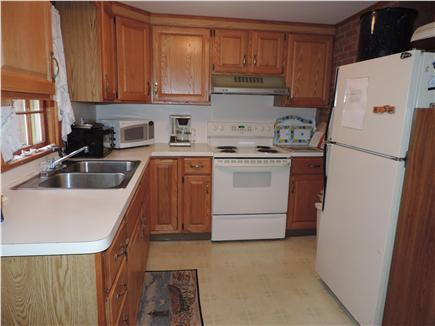 West Chatham Cape Cod vacation rental - Kitchen, fully applianced