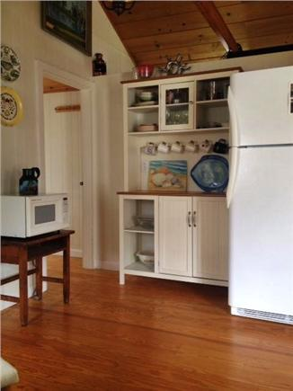 Harwich Port Cape Cod vacation rental - Kitchen Area