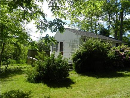 Wellfleet Cape Cod vacation rental - Yard and cottage exterior