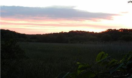 Wellfleet Cape Cod vacation rental - Beautiful Sunset