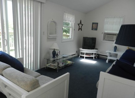 Wellfleet Cape Cod vacation rental - Cozy, bright living room