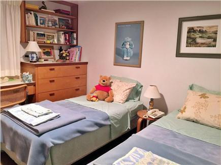 Truro Cape Cod vacation rental - And here (2 twins)