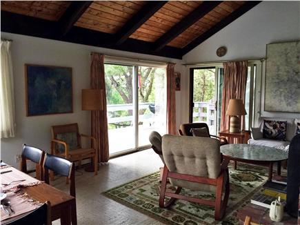 Truro Cape Cod vacation rental - A beautiful modern open floor plan